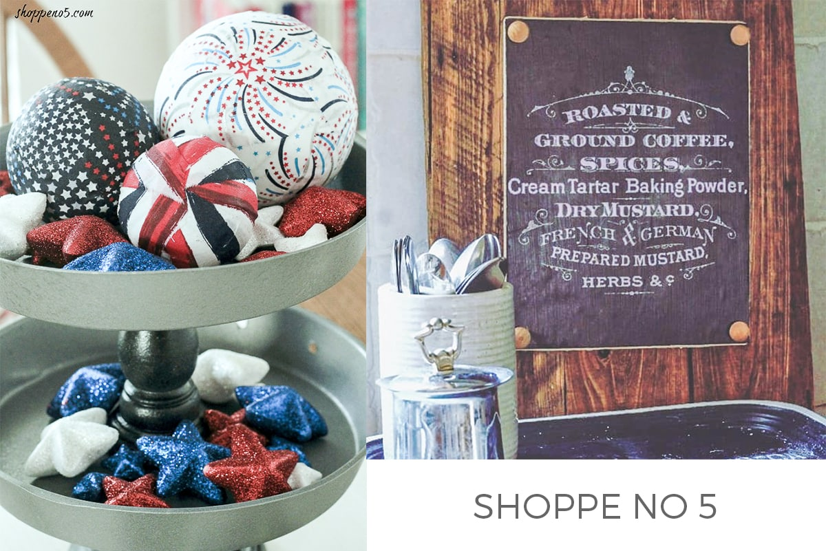 Shoppe no5 FEATURE