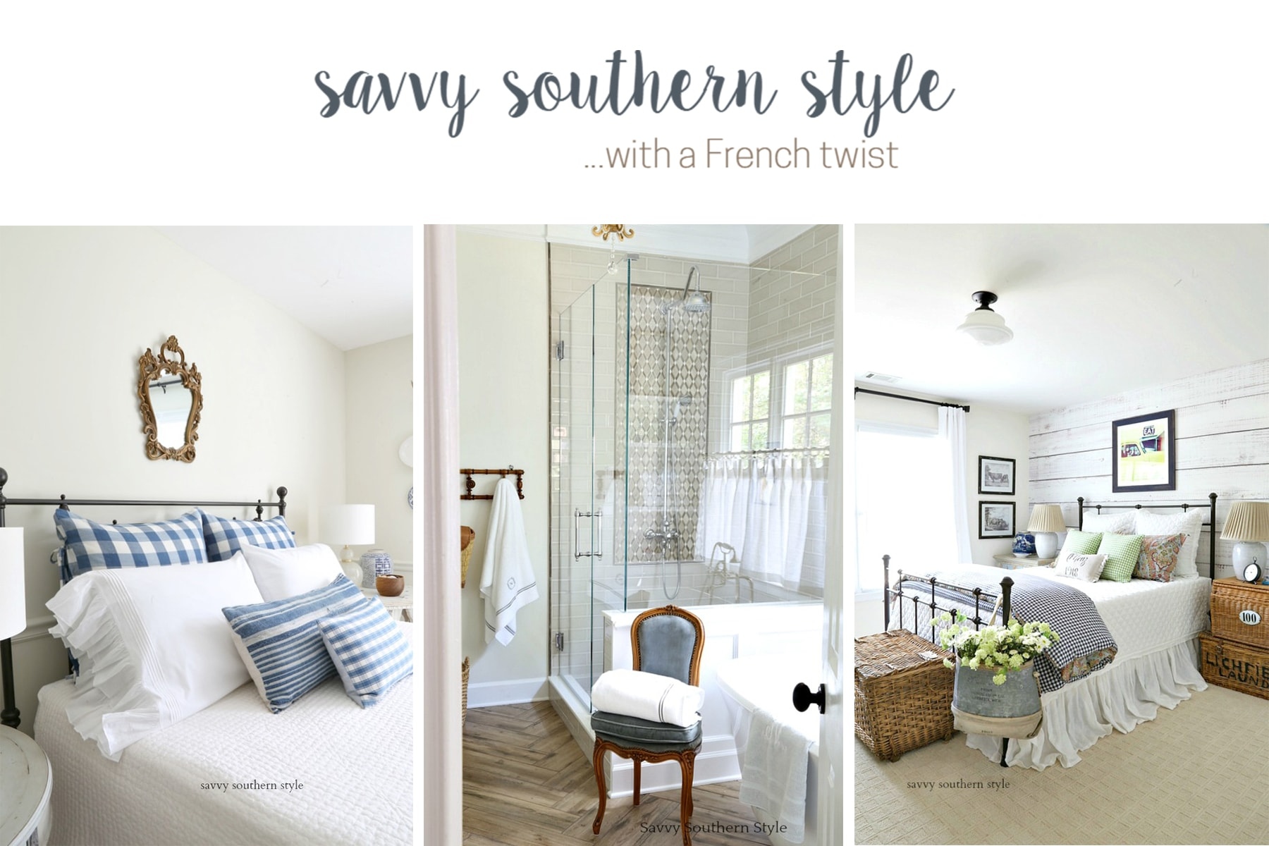 Style Showcase 38 | Savvy Southern Style
