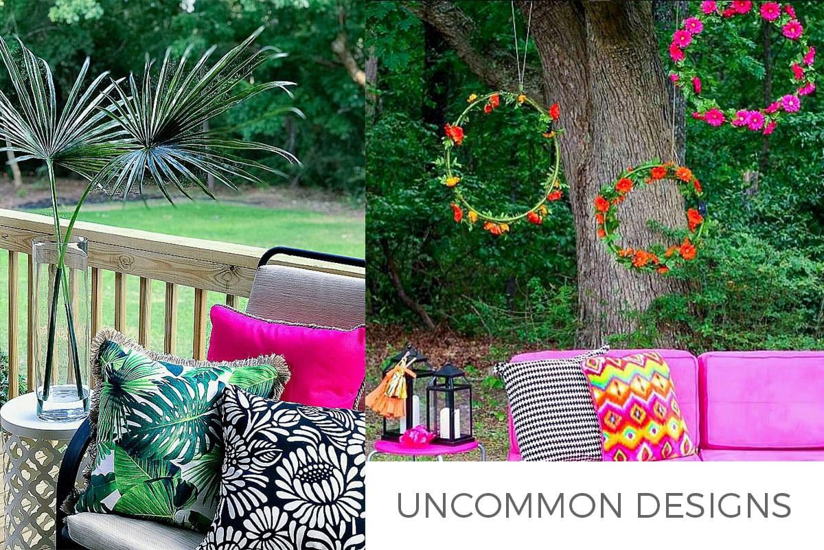 Uncommon Designs FEATURE
