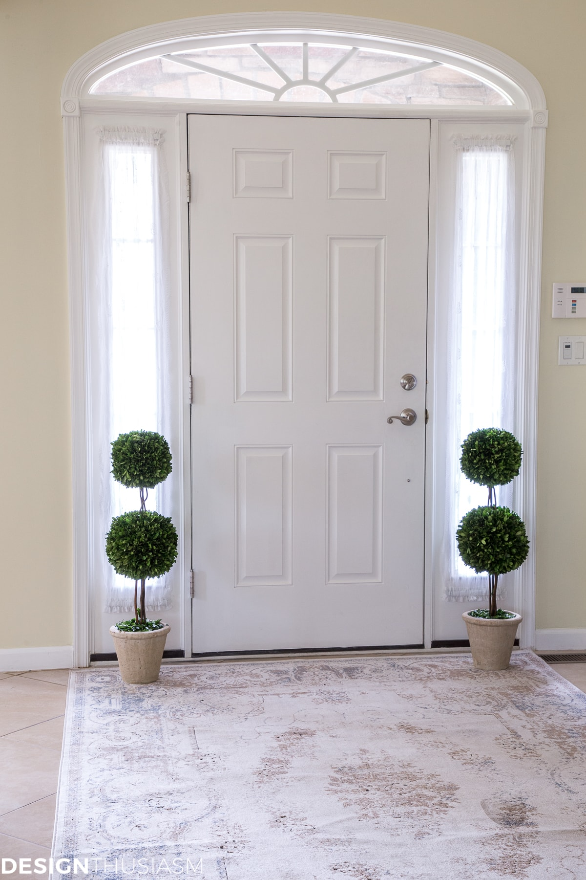Elegant Foyer Rugs : Entryway rugs how to create an elegant entry foyer