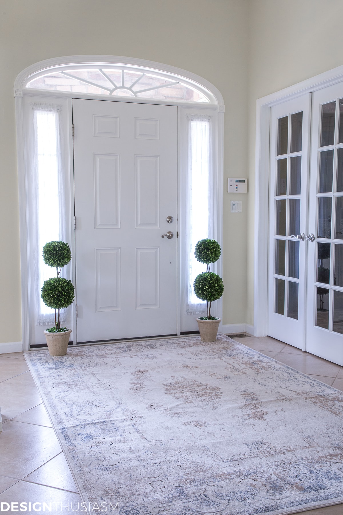 Entrance Foyer Dimensions : Entryway rugs how to create an elegant entry foyer