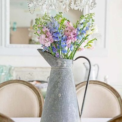 French Country Fridays 22: Savoring the Charm of French Inspired Decor