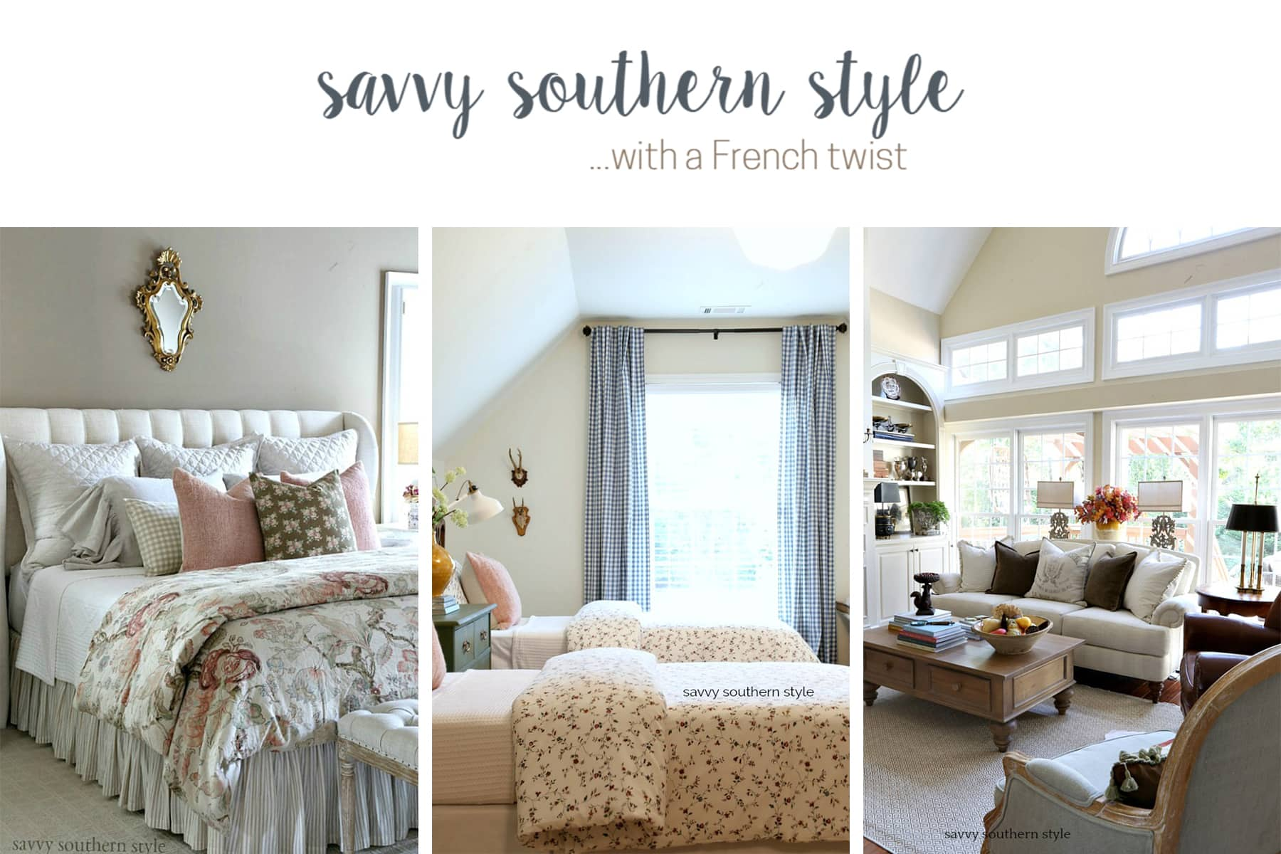 Style Showcase 42 | Savvy Southern Style