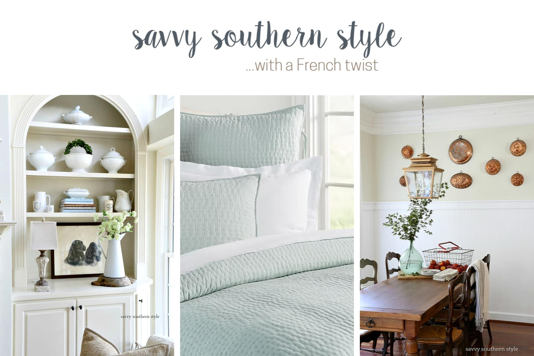 Style Showcase 44 | Savvy Southern Style