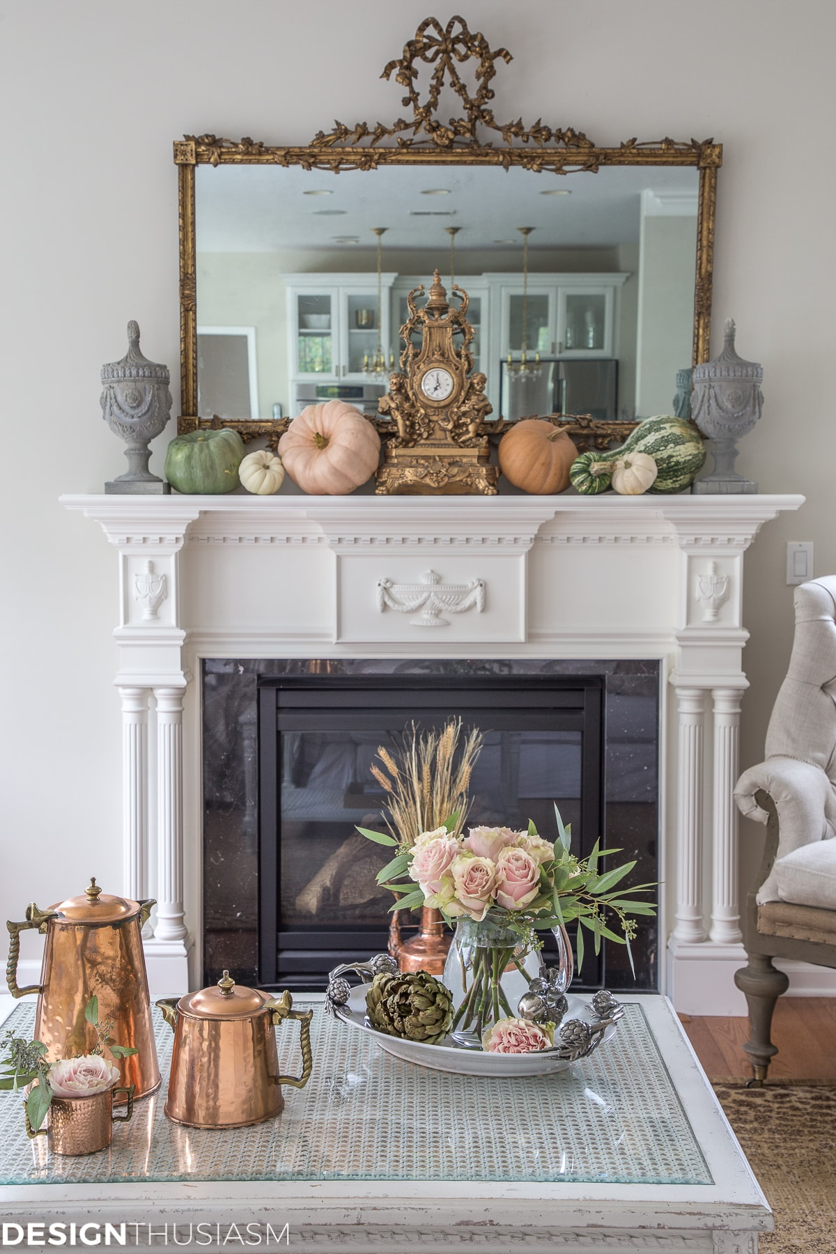Fall Decor Ideas 5 Quick Steps To Bring Fall Into Your Living Room