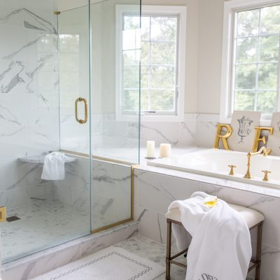 Master Bathroom Reveal: New Bathroom Makeover Before and After