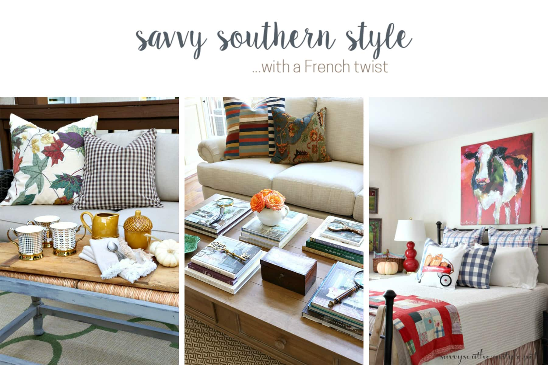 Style Showcase 45 | Savvy Southern Style