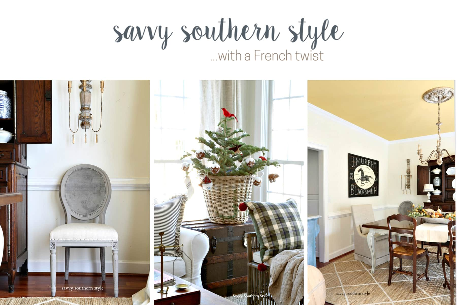 Style Showcase 46 | Savvy Southern Style