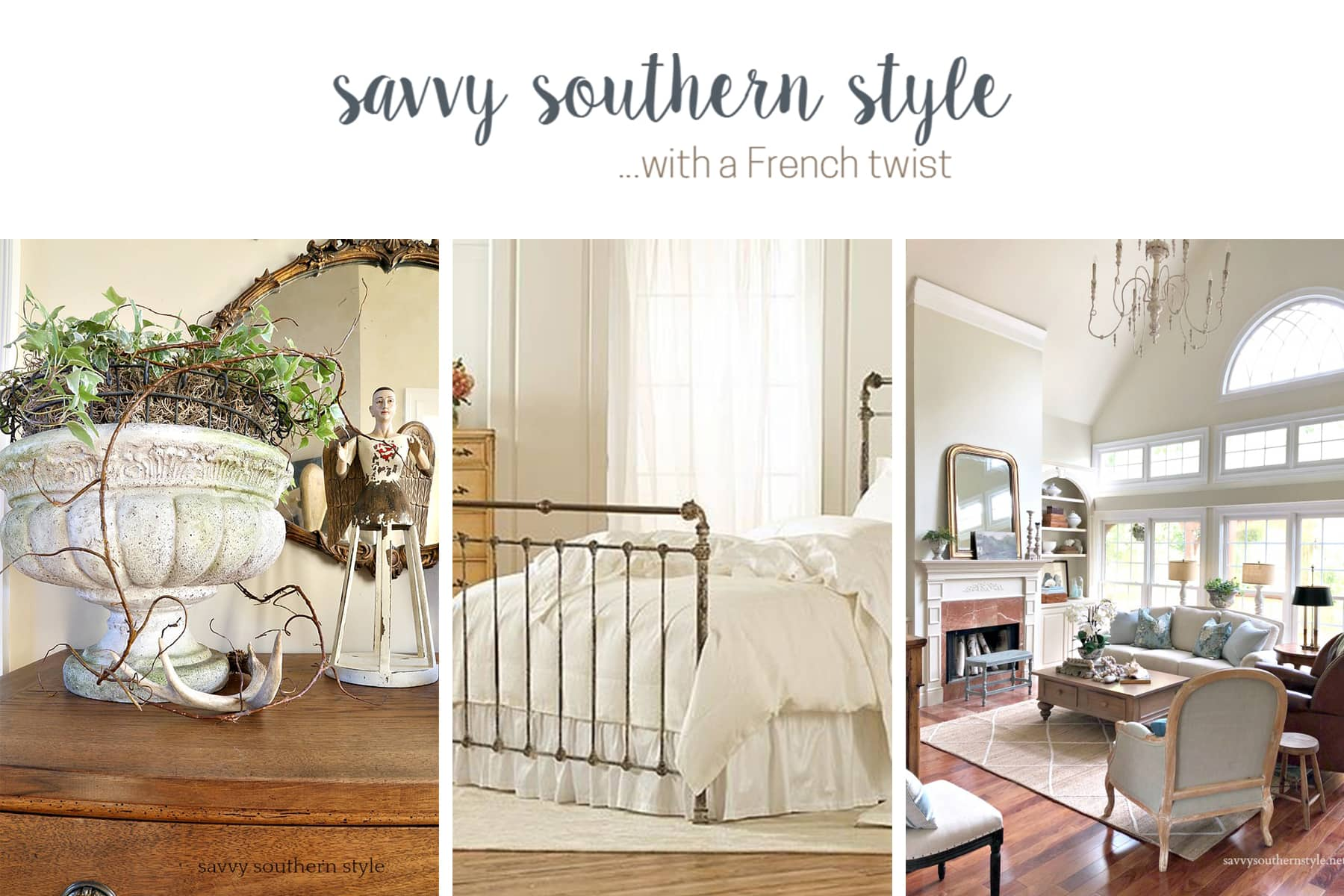 Style Showcase 46 | Savvy Southern Style