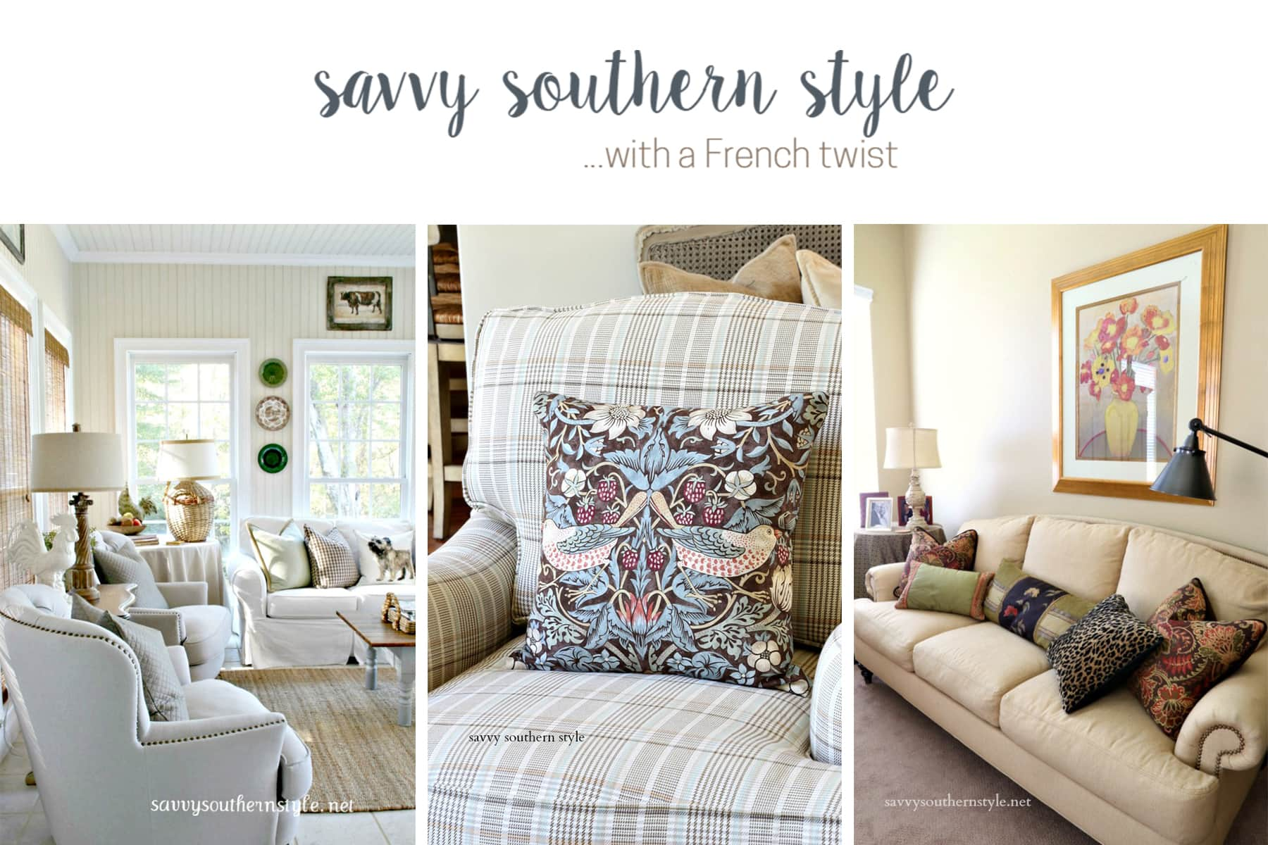 Style Showcase 47 | Savvy Southern Style