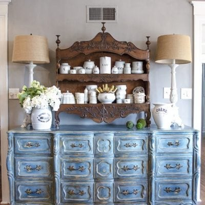 French Country Fridays 31: Savoring the Charm of French Inspired Decor