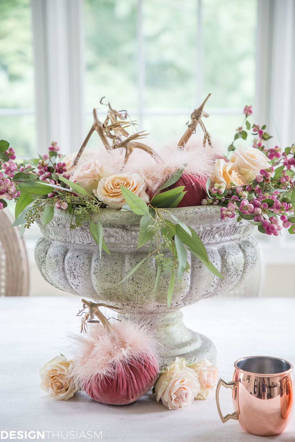 Fall Centerpieces: 5 Easy Steps to Create a Beautiful Pumpkin Centerpiece