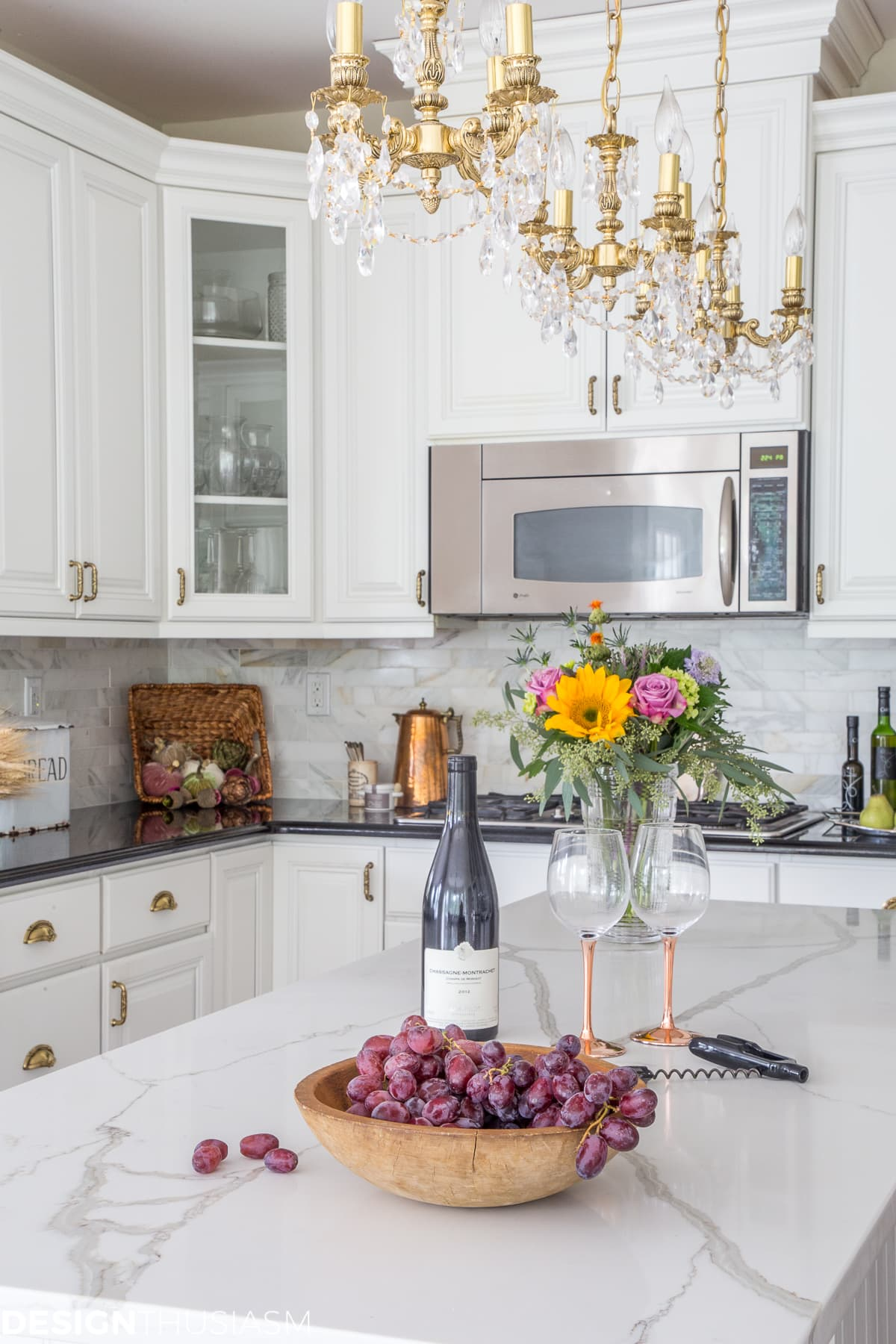 Fall Decorating: Warm Autumn Decor Ideas for the Kitchen