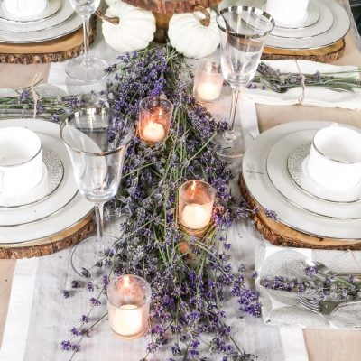 Styled + Set Holiday Entertaining: Thanksgiving Tables Day 1