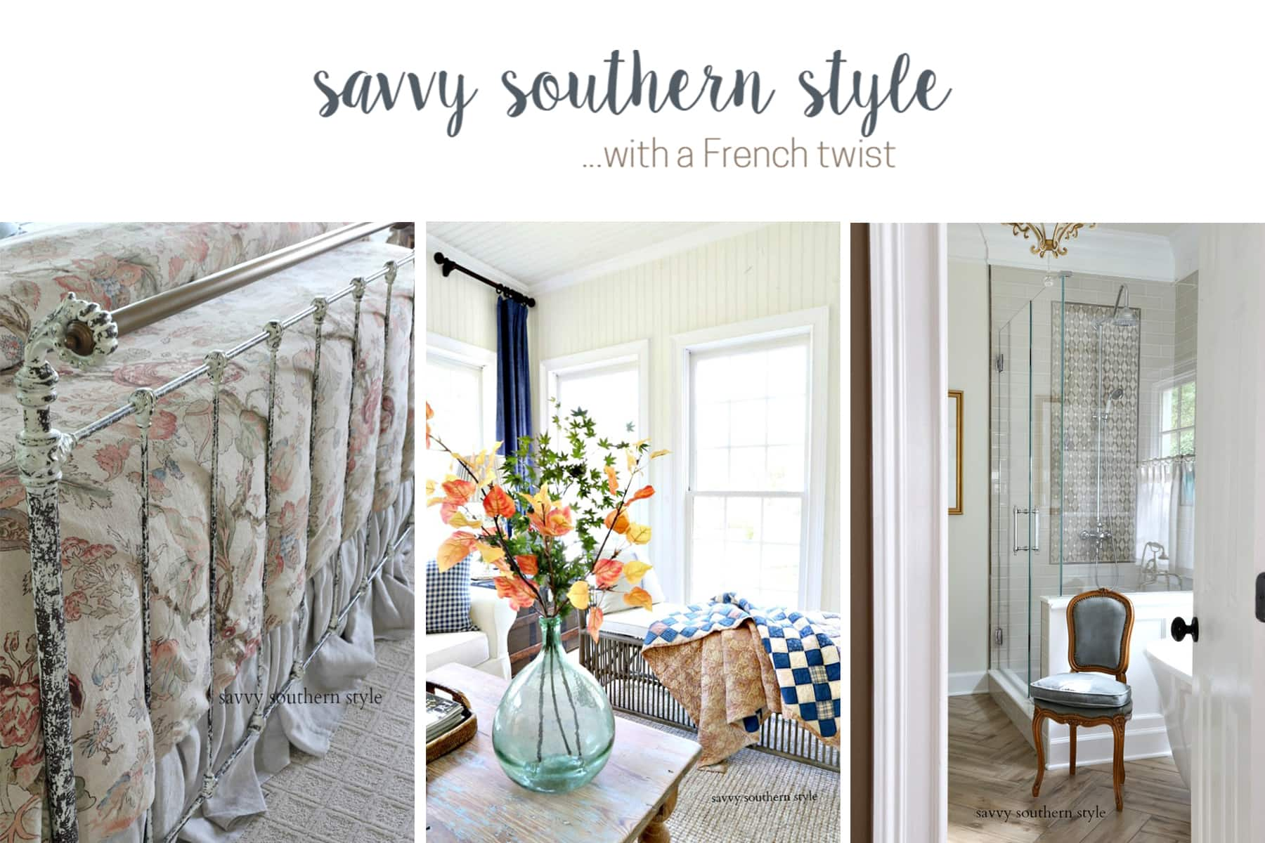 Style Showcase 49 | Savvy Southern Style