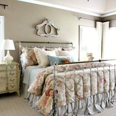 French Country Fridays 36: Savoring the Charm of French Inspired Decor