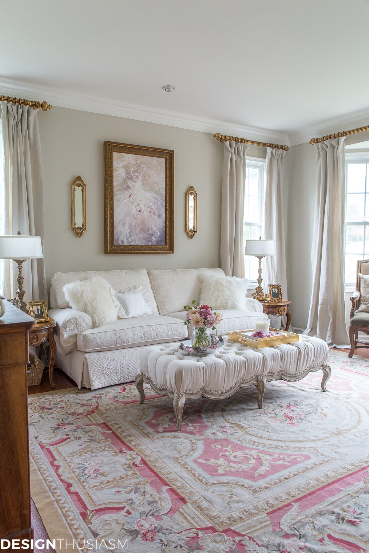 5 Affordable Room Makeovers: How to Modernize French Country Decor