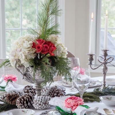 6 Tips for Creating Elegant Christmas Table Settings in the Kitchen