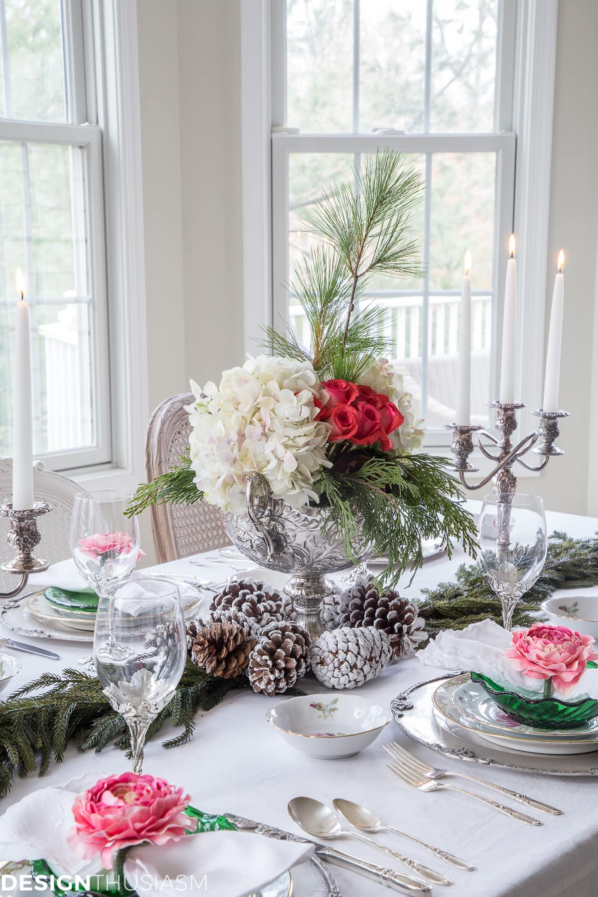 5 Ways to Create Elegant Christmas Table Settings in the Kitchen