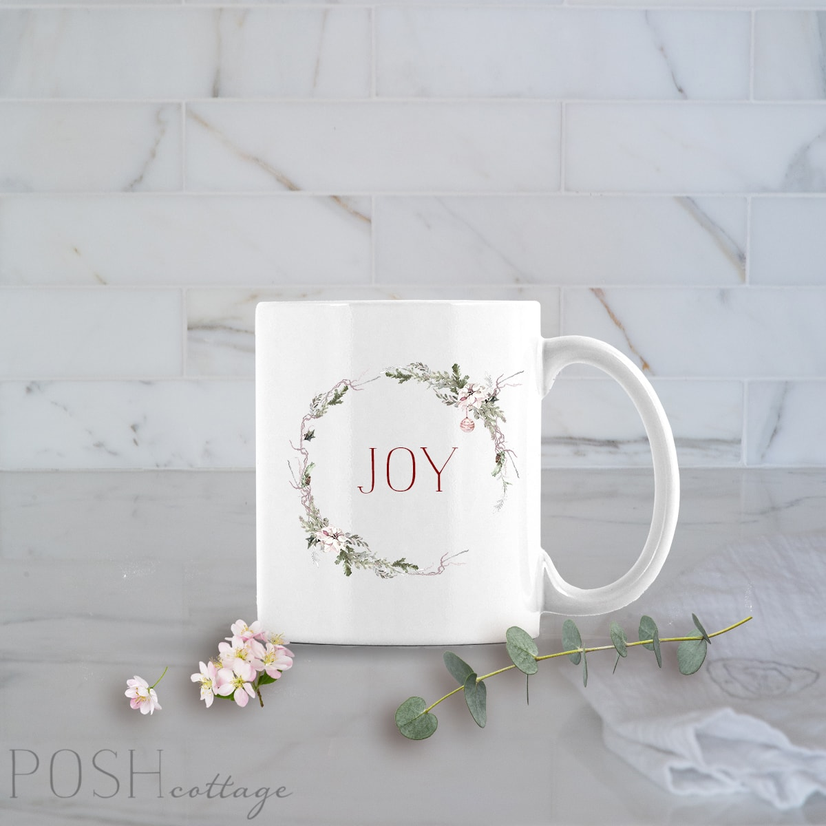 Posh Cottage Shop 11oz mug