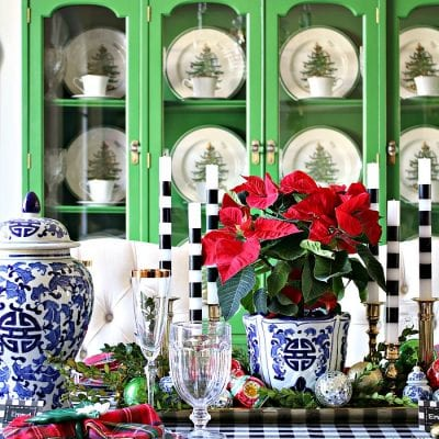 Styled + Set Entertaining: Christmas Holiday Tables Day 1