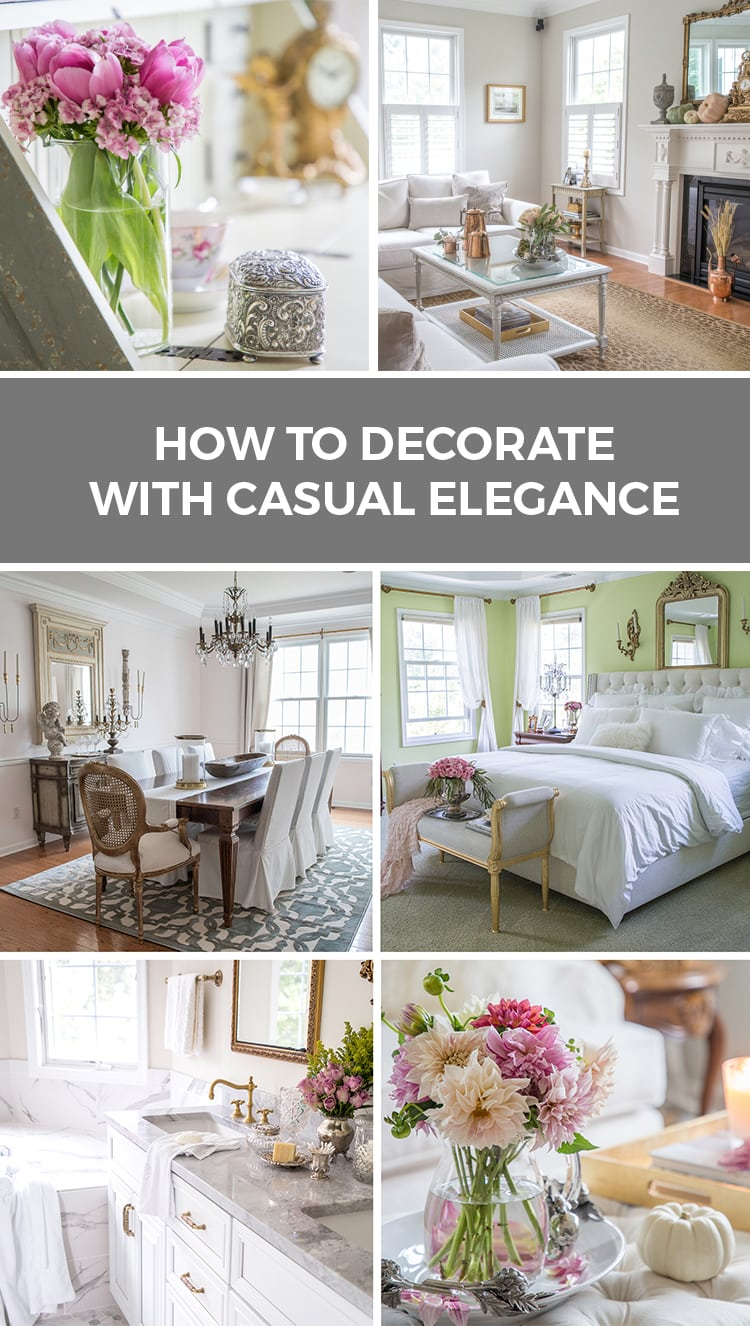 How to Decorate with Casual Elegance: The Top 10 Posts of the Year