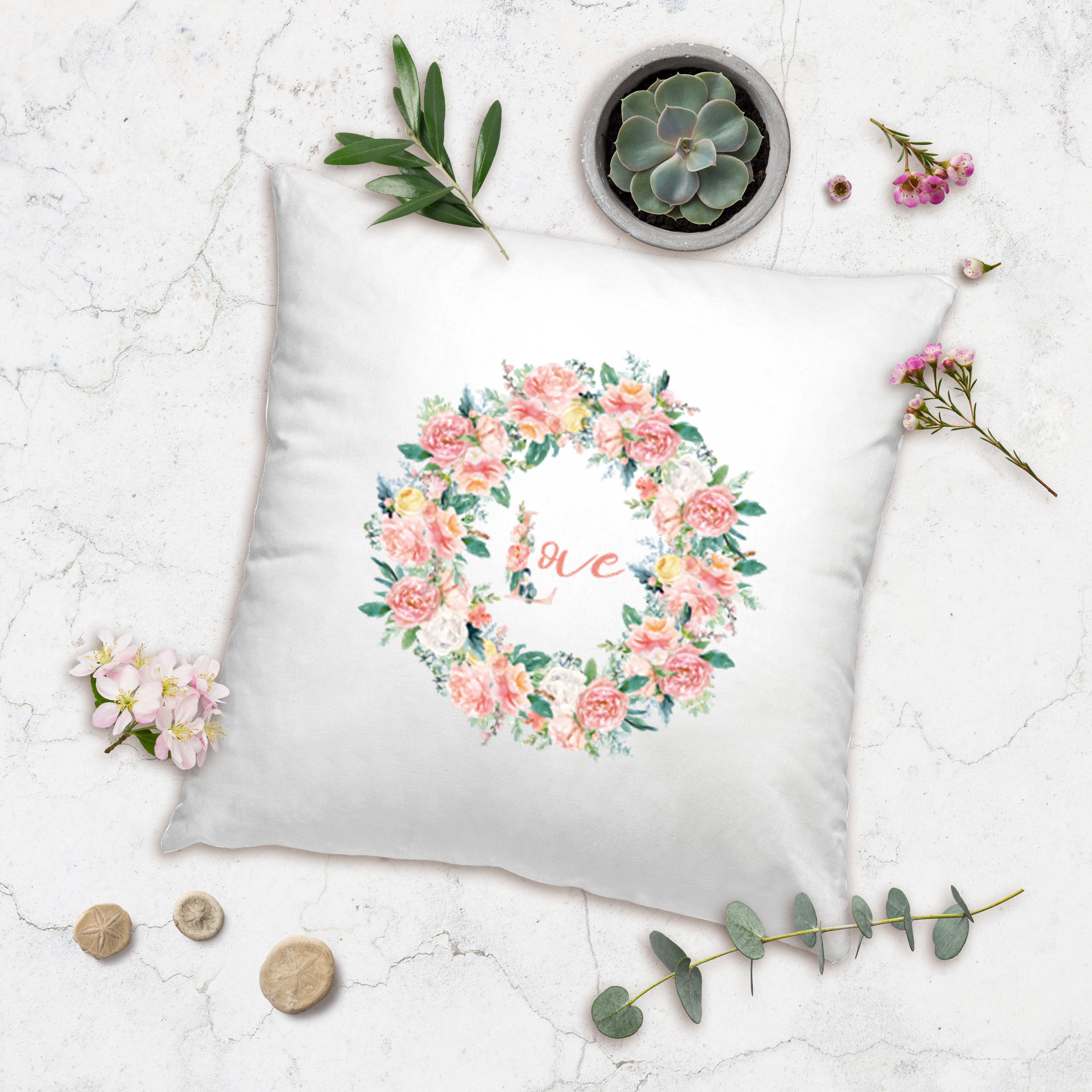 Valentines Day Gifts Love Pillow