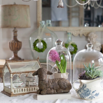 French Country Fridays 54: Savoring the Charm of French Inspired Decor