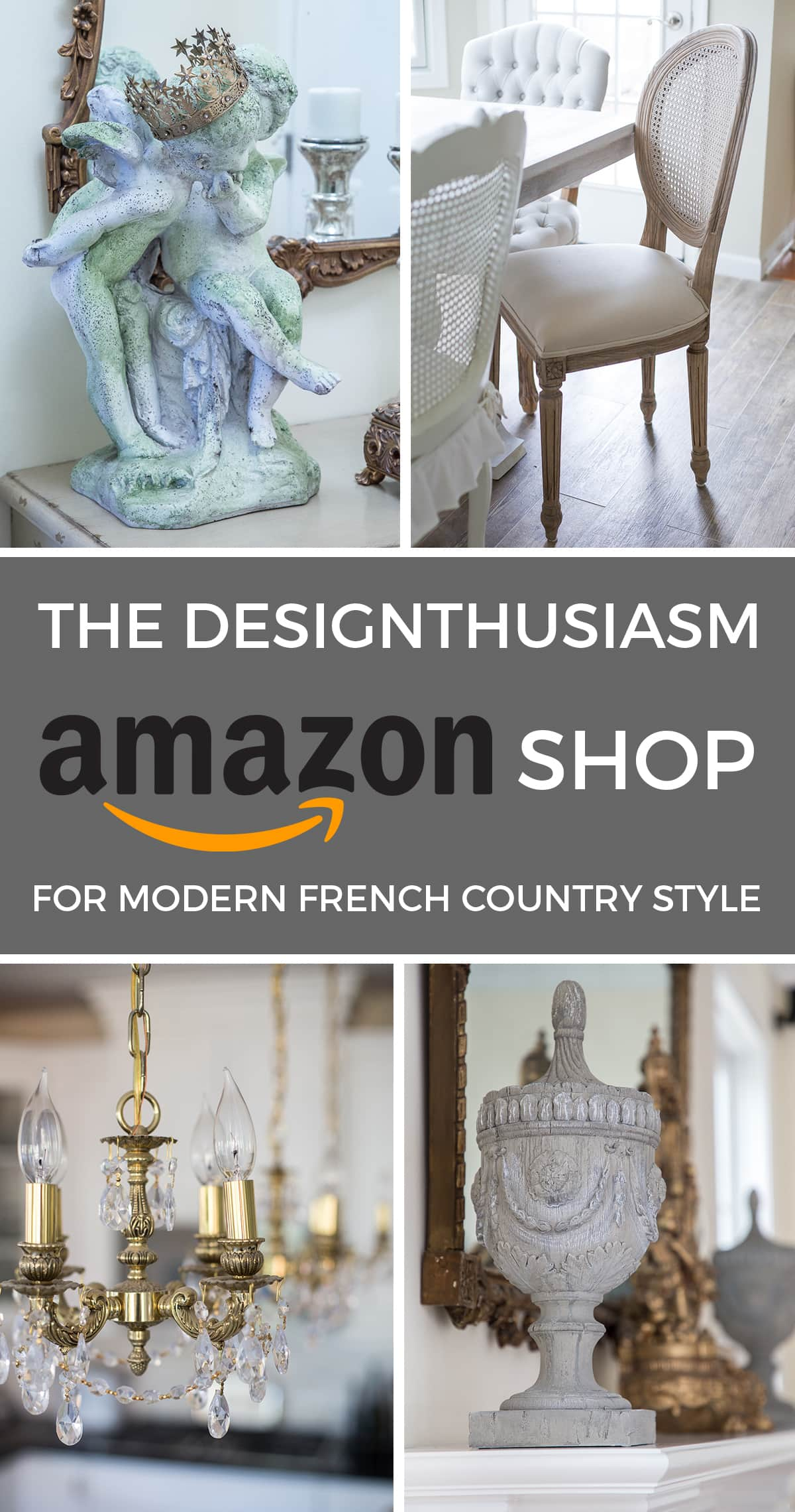 Designthusiasm Amazon Shop
