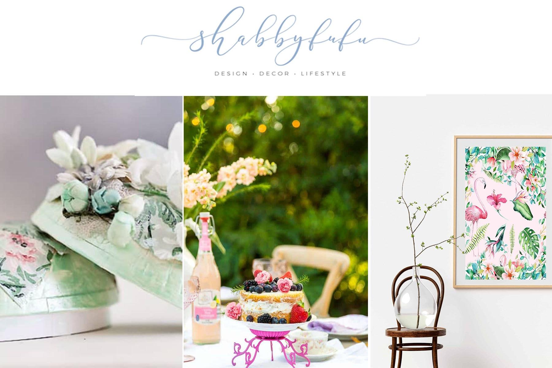 Style Showcase 75 Shabbyfufu