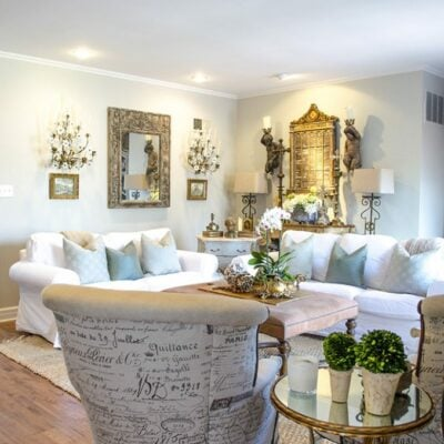 French Country Fridays 63: Savoring the Charm of French Inspired Decor
