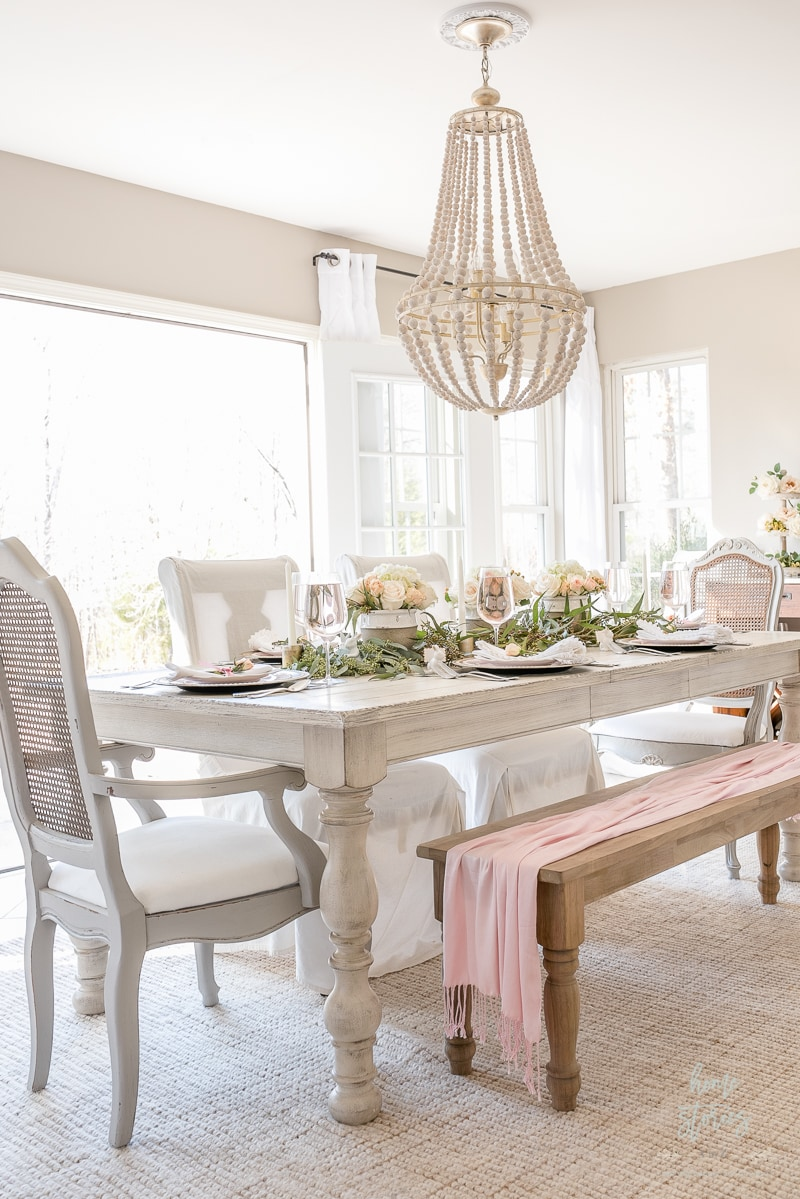 spring-dining-room-blush-and-white