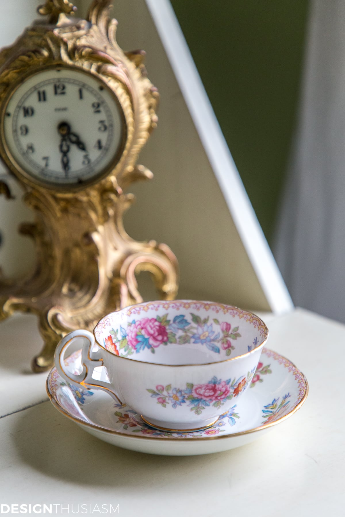 Royal Grafton bone china teacup
