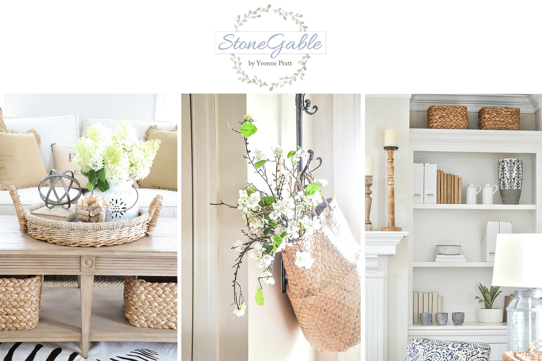 StoneGable Style Showcase collage