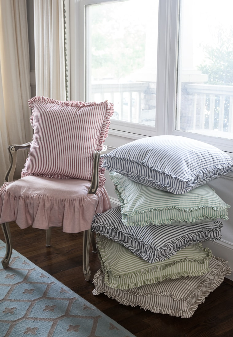 cedar hill farmhouse pillows
