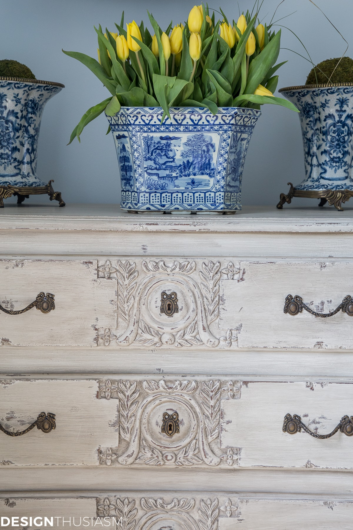 summer guest bedroom dresser