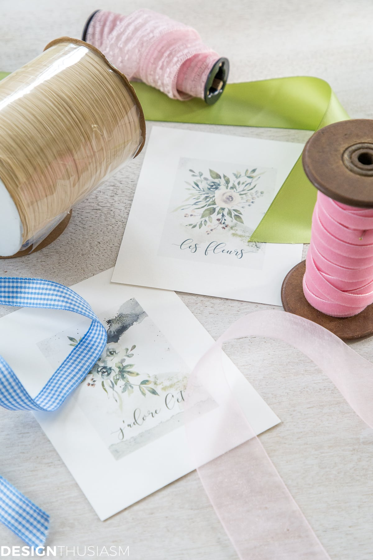 ribbon for mason jar labels