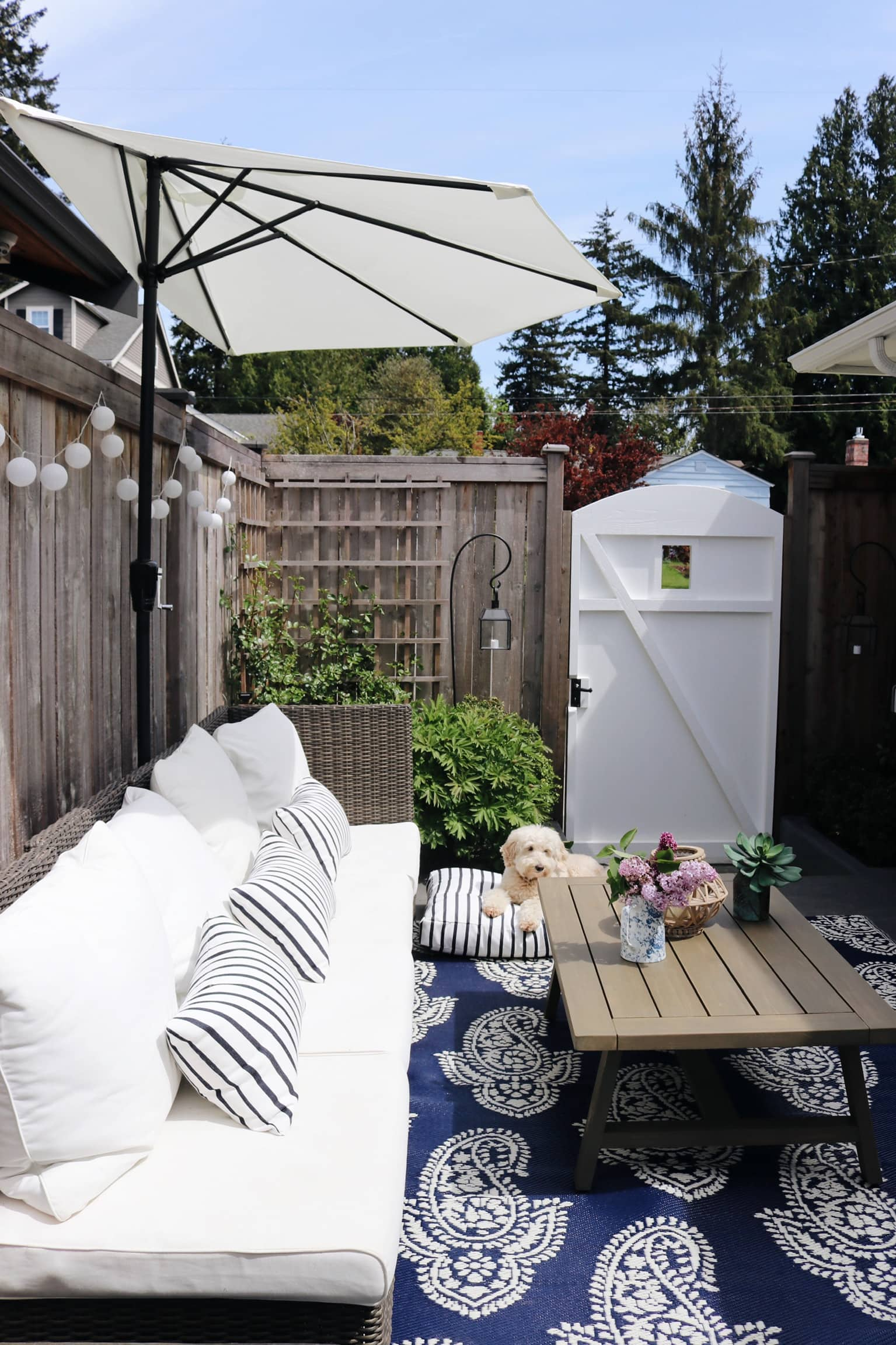 Side Patio Refresh