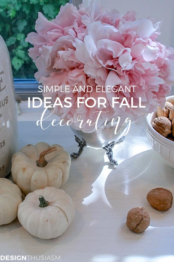 autumn decor fall decorations
