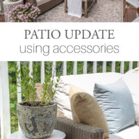 French Country Patio