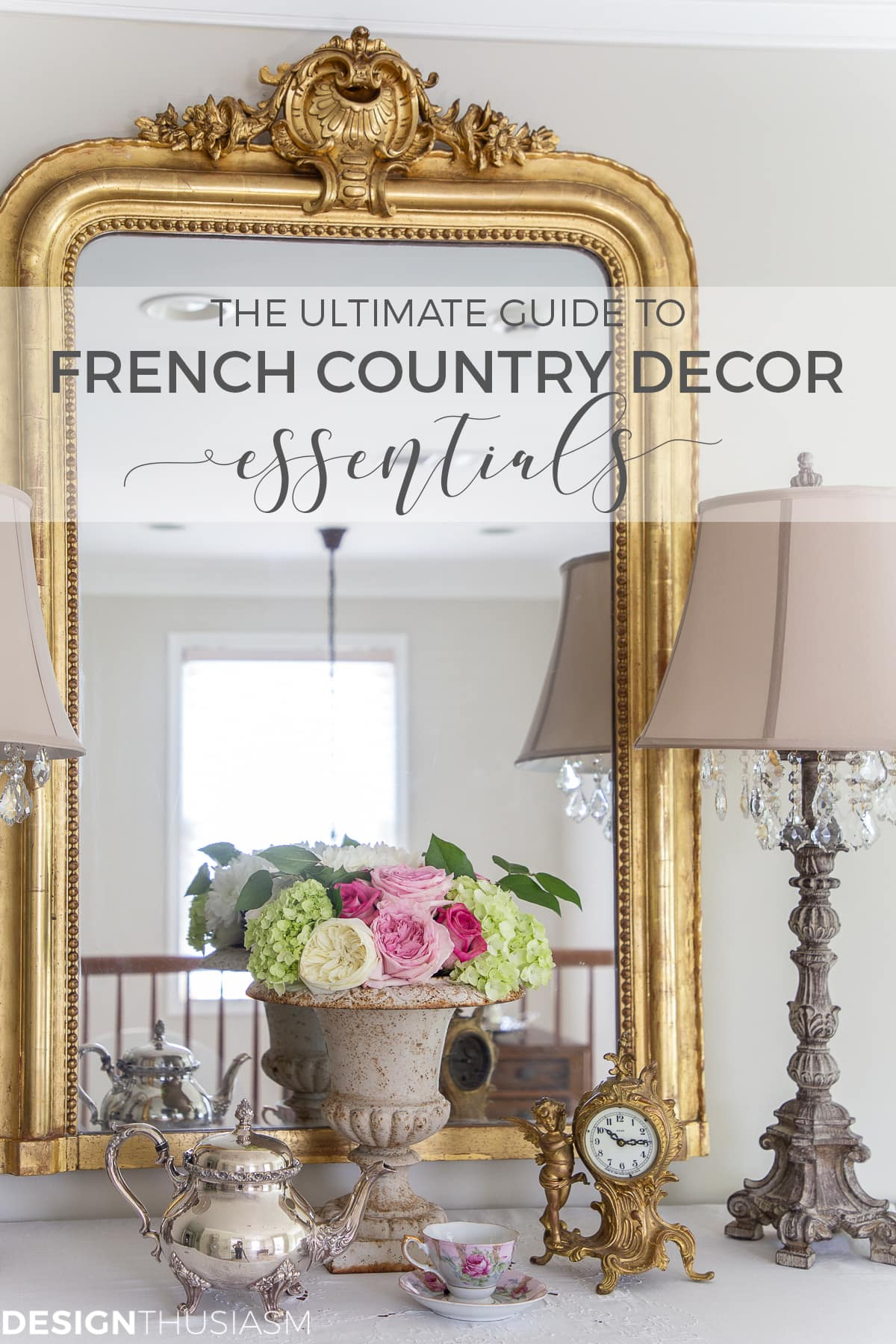 french country home decor