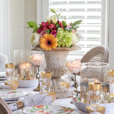 6 Informal Table Setting Ideas for a Gorgeous Dinner Table on a Budget