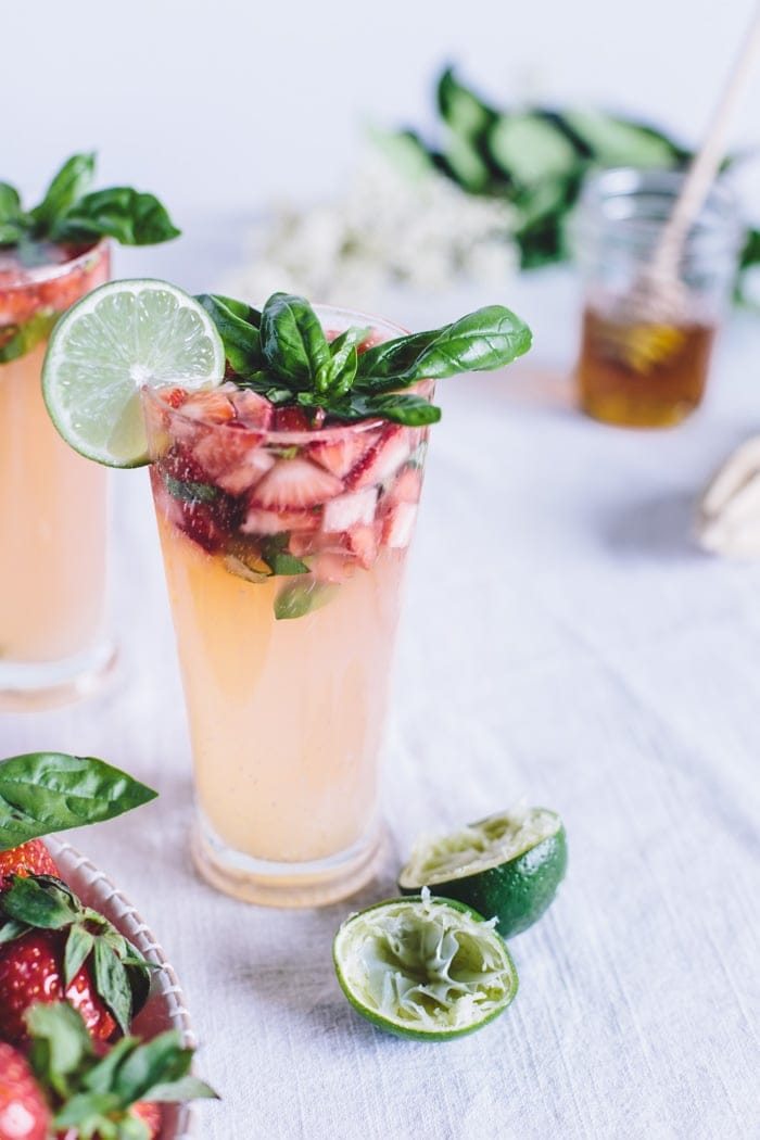shabbyfufu summer drinks