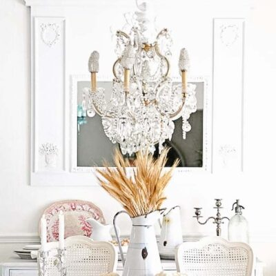 French Country Fridays 80: Savoring the Charm of French Inspired Decor