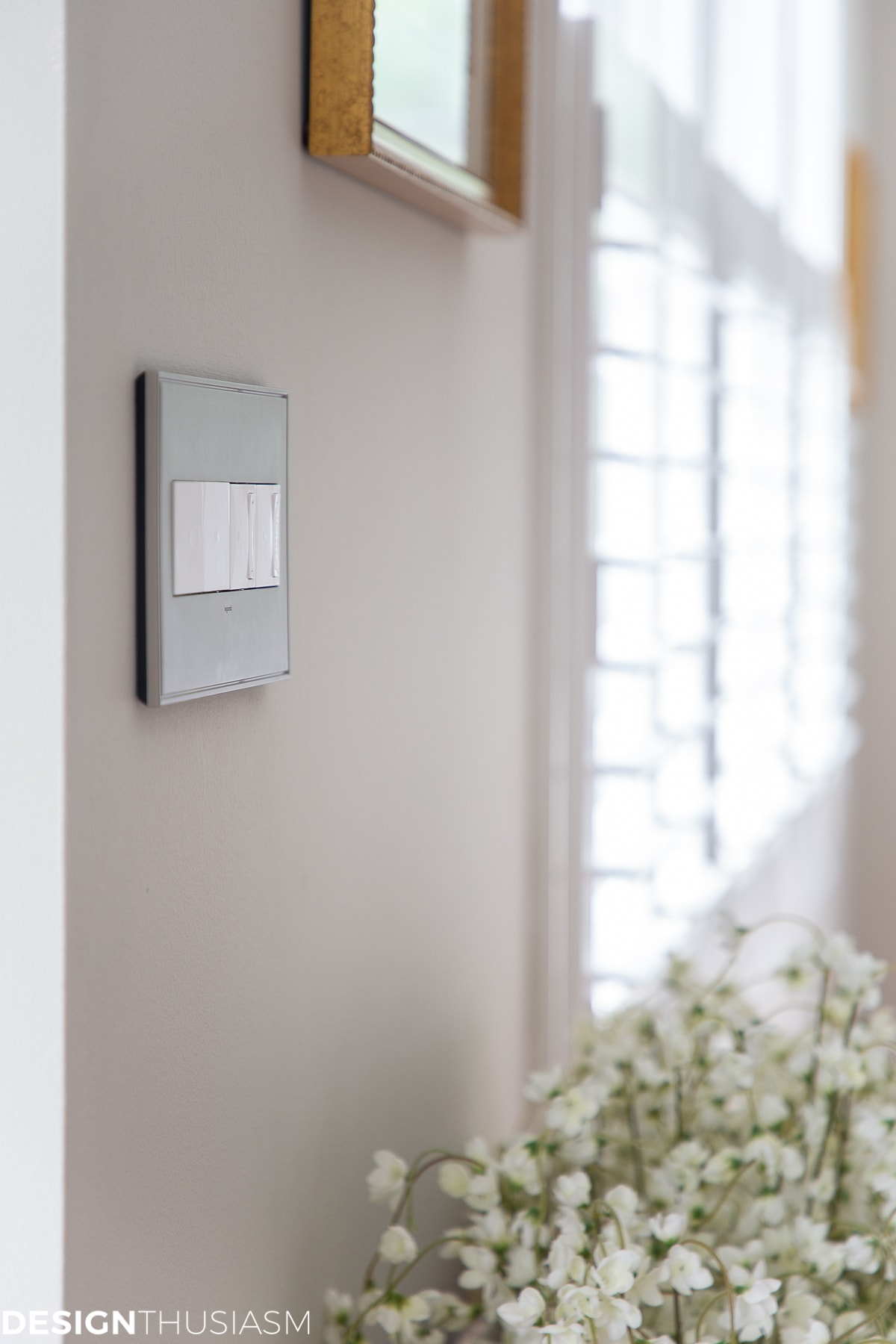 smart light switch family room upgrade