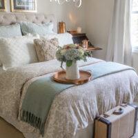 fall guest bedroom ideas