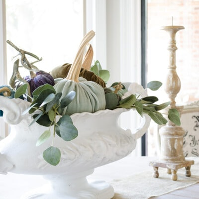 Styled + Set Fall Decor and Entertaining blog hop, Day 2