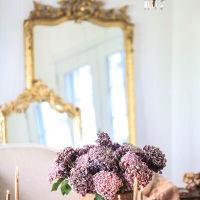 French Country Fridays 84: Savoring the Charm of French Inspired Decor