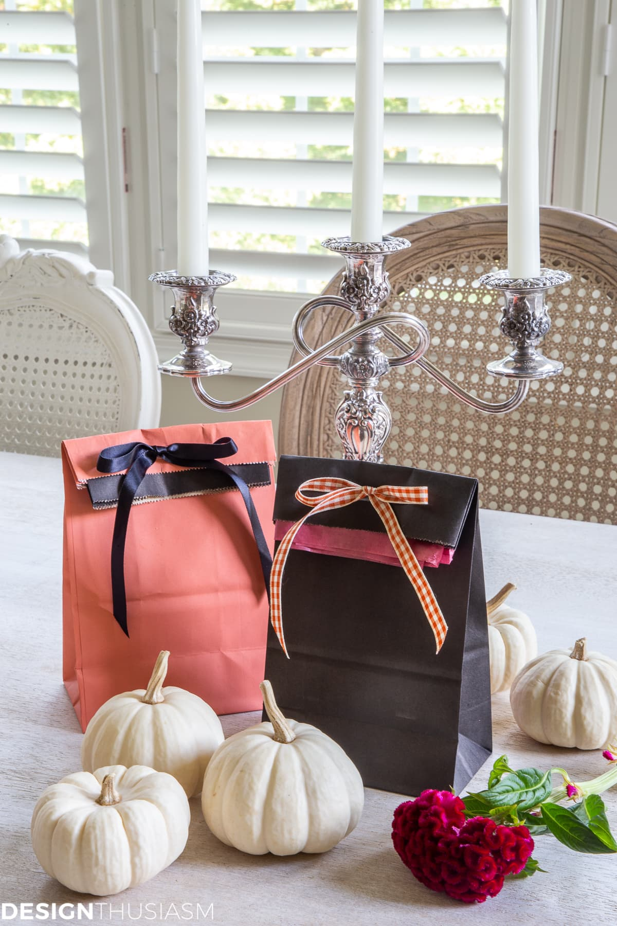 Free Halloween printables candy bags