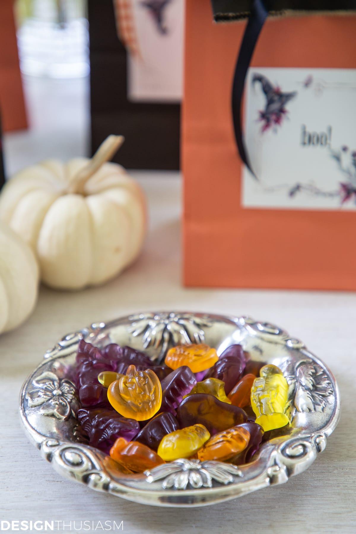Free Halloween printables candies